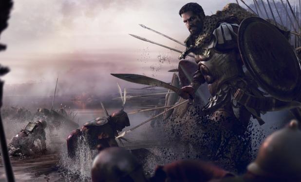 Bei Steam erhaltet ihr die volle Total War-Dröhnung!