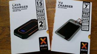 Gewinnspiel: Zwei xtorm Solar-Ladegeräte zu verschenken