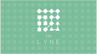 Amazon App des Tages: schickes Puzzle-Game LYNE heute kostenlos