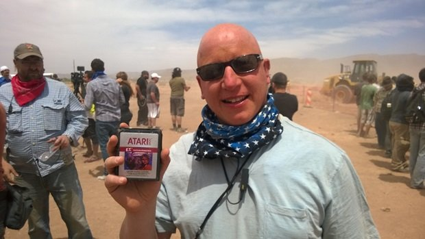 """E. T.: Legendäre Module des """"schlechtesten Spiels aller Zeiten"""" in Wüste aufgefunden"""