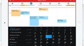 Fantastical 2 gibt's jetzt auch fürs iPad