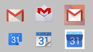 """Google Apps: """"Moonshine""""-Update bringt neues Icon-Design [Gerücht]"""