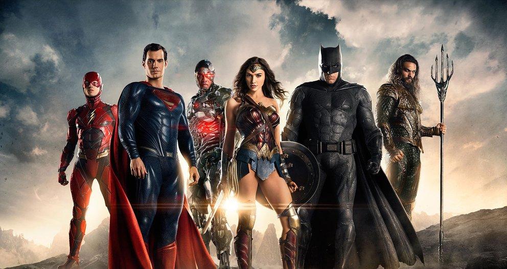 Justice League Film 2017 DC Warner Bros 01