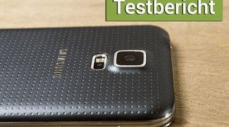Samsung Galaxy S5 im Test: Richtig gut mit unnötigen Schwächen