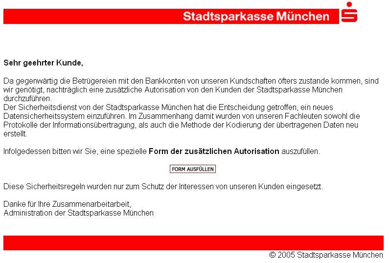 Sparkasse-phishing