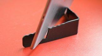 Kleiner Tablet-Ständer für die Reise im Test