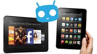Kindle Fire HD: CyanogenMod 11 für Amazon-Tablets in der Mache, erste Test-Builds fertig [+Deal]