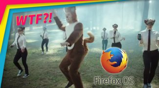What does the (Fire-)Fox say? Firefox OS-Werbung für Chile