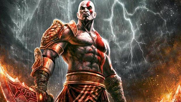 God of War Collection: Erscheint Anfang Mai im Bundle mit PS Vita