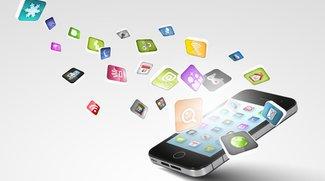 Mobiles Internet: Apps schlagen Browser deutlich