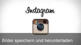 Instagram: Bilder speichern ohne hochladen