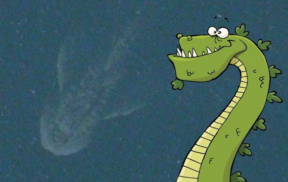 Zeigt Apple Maps wirklich das Monster von Loch Ness? [Bild des Tages]