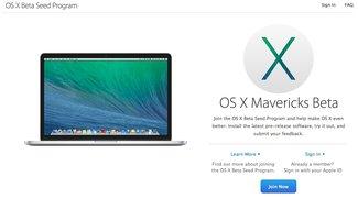 OS X: Nicht-Entwickler dürfen Beta-Tester für zukünftige Versionen werden