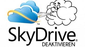 Windows 8.1: SkyDrive deaktivieren (heißt jetzt OnDrive)