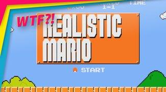 Was wäre, wenn Super Mario Bros. realistisch wird?