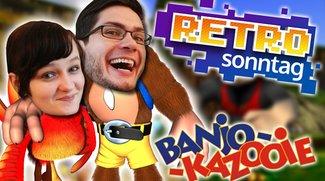 RETRO Sonntag: Der Rare-Klassiker Banjo-Kazooie
