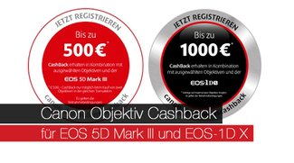 Letzte Runde: Canon Objektiv Cashback für EOS 5D Mark III und EOS-1D X