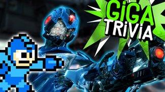 GIGA Trivia #49: Mega Man als Ego-Shooter?