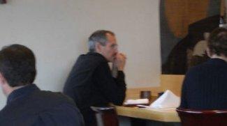Steve Jobs nutzte Sushi-Restaurant für Vorstandssitzungen [Anekdote des Tages]