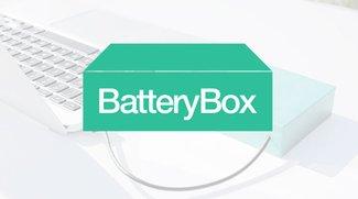 BatteryBox: Der Zusatzakku für MacBooks, iPads und iPhones