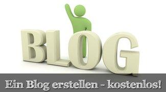 So kannst auch Du ein Blog erstellen - kostenlos!