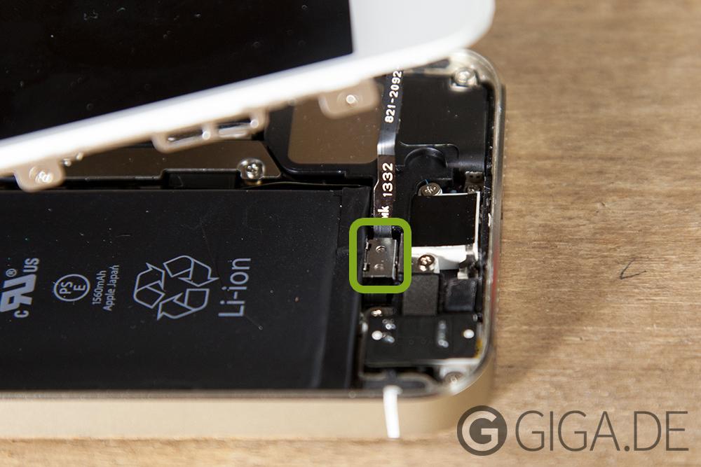 Почему у iphone 5s не работает touch id