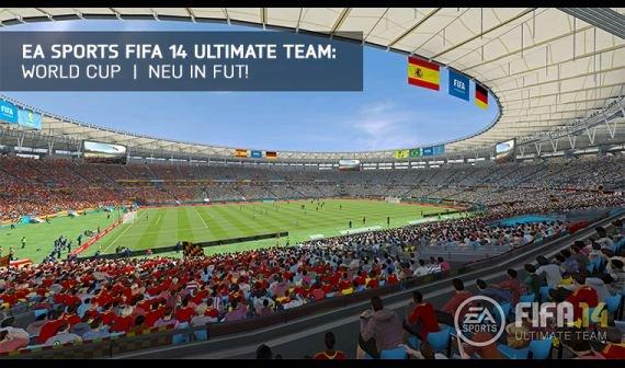 FIFA 14 Ultimate Team World Cup: Die WM kommt auf die PS4 und Xbox One