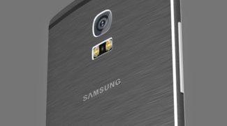 Samsung Galaxy S5 Prime: Design-Konzept nach Gerüchten