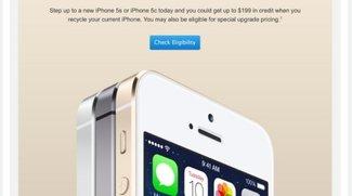 Aktion in US-Apple Stores: Apple bezahlt 199 Dollar für ein iPhone 4s
