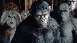 Planet der Affen - Revolution: TV-Spot mit neuen Szenen