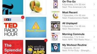 Apple spricht mit Podcastern über Verbesserungsvorschläge