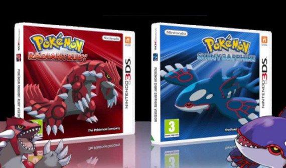 Pokémon Rubin & Saphir