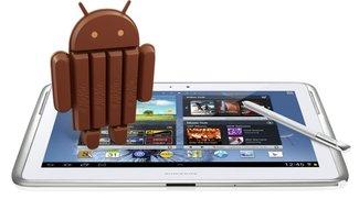 Samsung Galaxy Note 10.1 erhält Android 4.4.2-Update