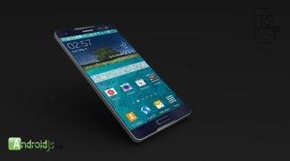 Samsung Galaxy S6 Konzept: Mit Plastik und Metall