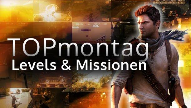 TOPmontag: Die besten Levels und Missionen in Videospielen - Teil 2