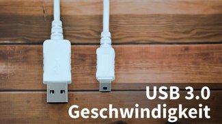 USB-Geschwindigkeit: Wie schnell ist USB 3.0, USB 2.0 & eSata?