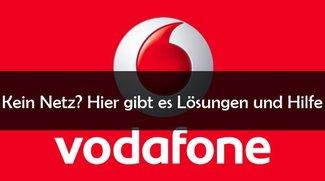Vodafone: Kein Netz? Das kann man tun