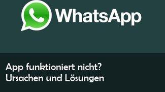 WhatsApp down? Störungen heute (13. November)
