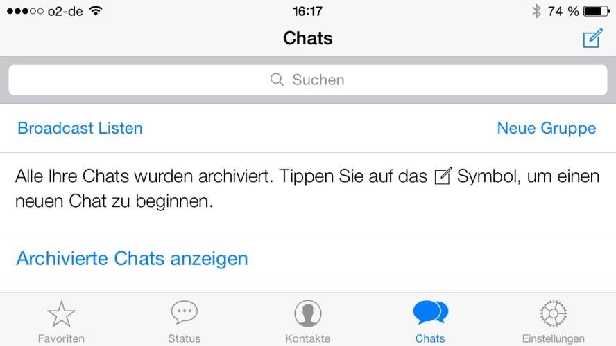 whatsapp-chats-archivieren