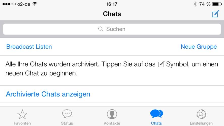 Whatsapp Chat Auf Pc Speichern