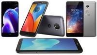 Die 10 besten Android-Smartphones unter 100 Euro 2018