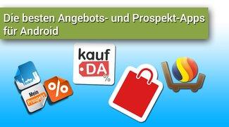 Die besten Angebots- und Prospekt-Apps für Android