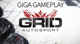 GIGA Gameplay: Auf die Strecke mit GRID Autosport