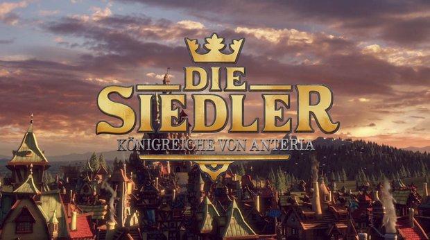 Ubisoft kündigt an: Die Siedler - Königreiche von Anteria (Teaser-Trailer)