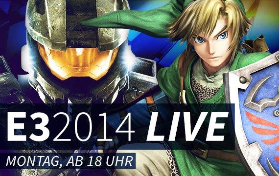 E3 2014 Live-Stream: Schaut die Pressekonferenzen LIVE mit GIGA!
