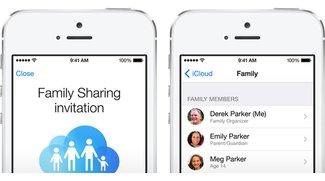 Family Sharing: Offenbar kein Muss für Entwickler
