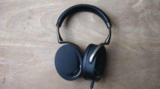 Parrot Zik im Test: Mächtiger Sound, viele Funktionen, schickes Design