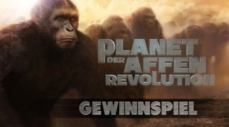 Gewinnt ein fulminantes Fan-Paket zu Planet der Affen - Revolution