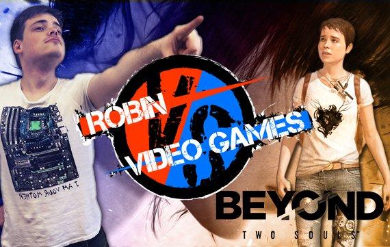 Robin VS Video Games: Beyond dumm & dämlich!