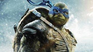 Ninja Turtles: Zwei neue Trailer mit neuen Szenen